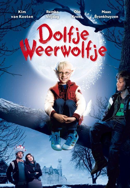 Alfie the Werewolf