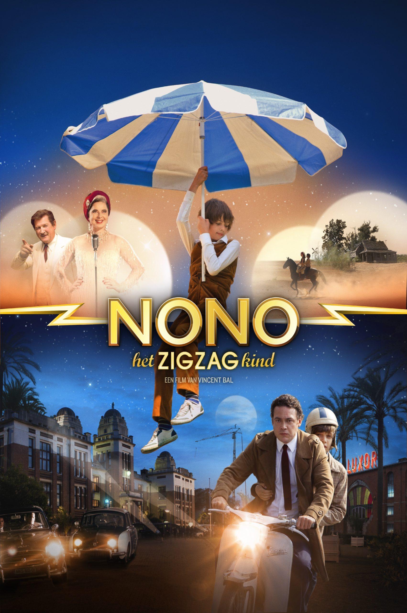 Nono, het zigzagkind