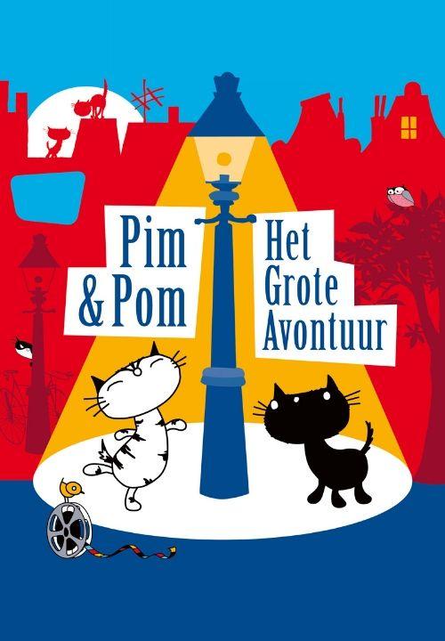 Pim & Pom The Great Adventure