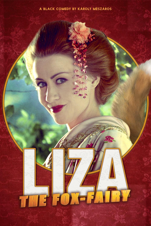 Liza the foxfairy