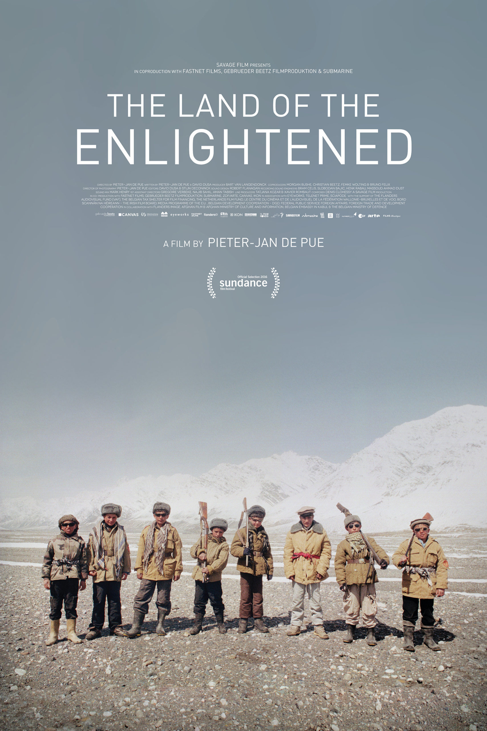 Land of the enlightened