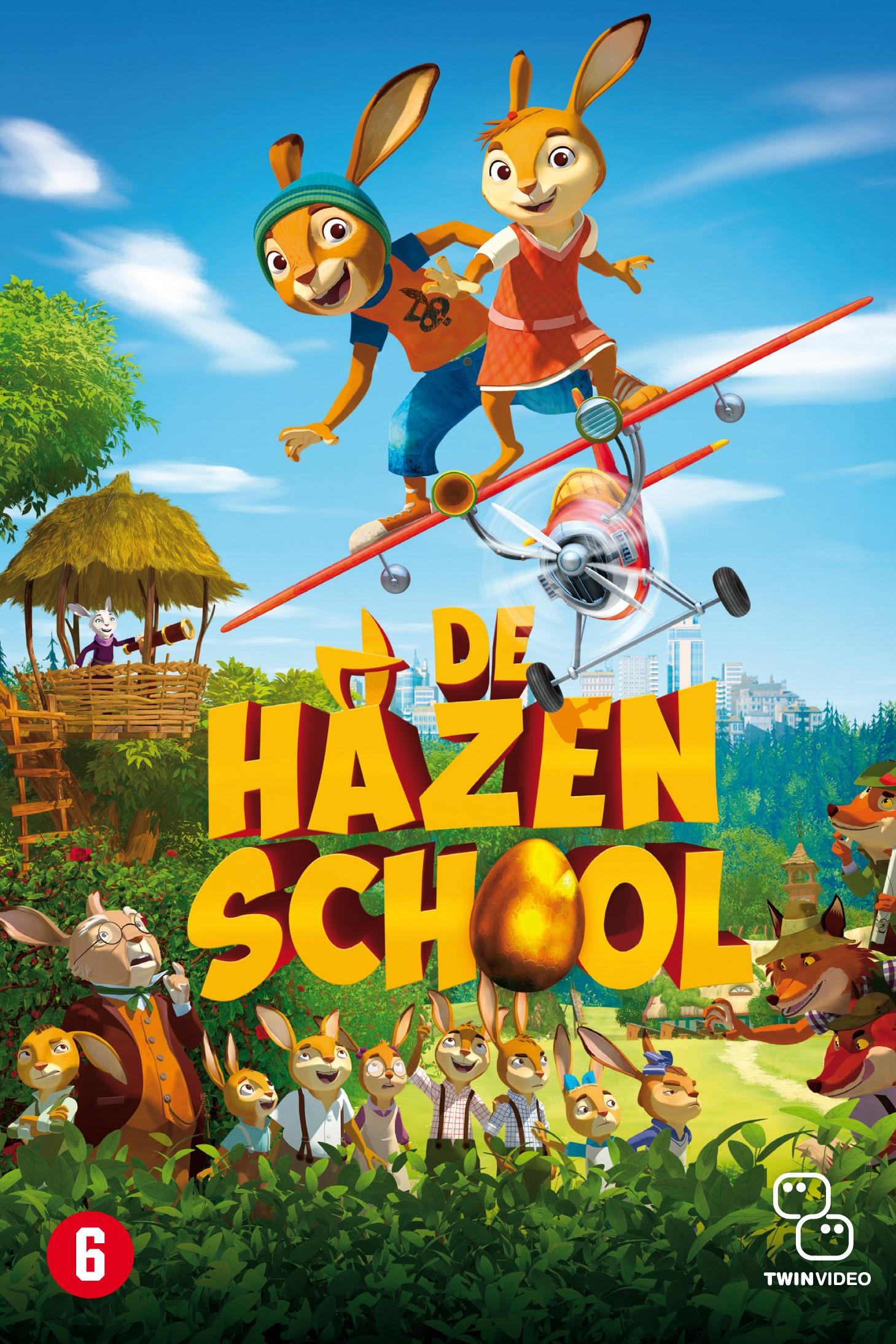 De hazenschool