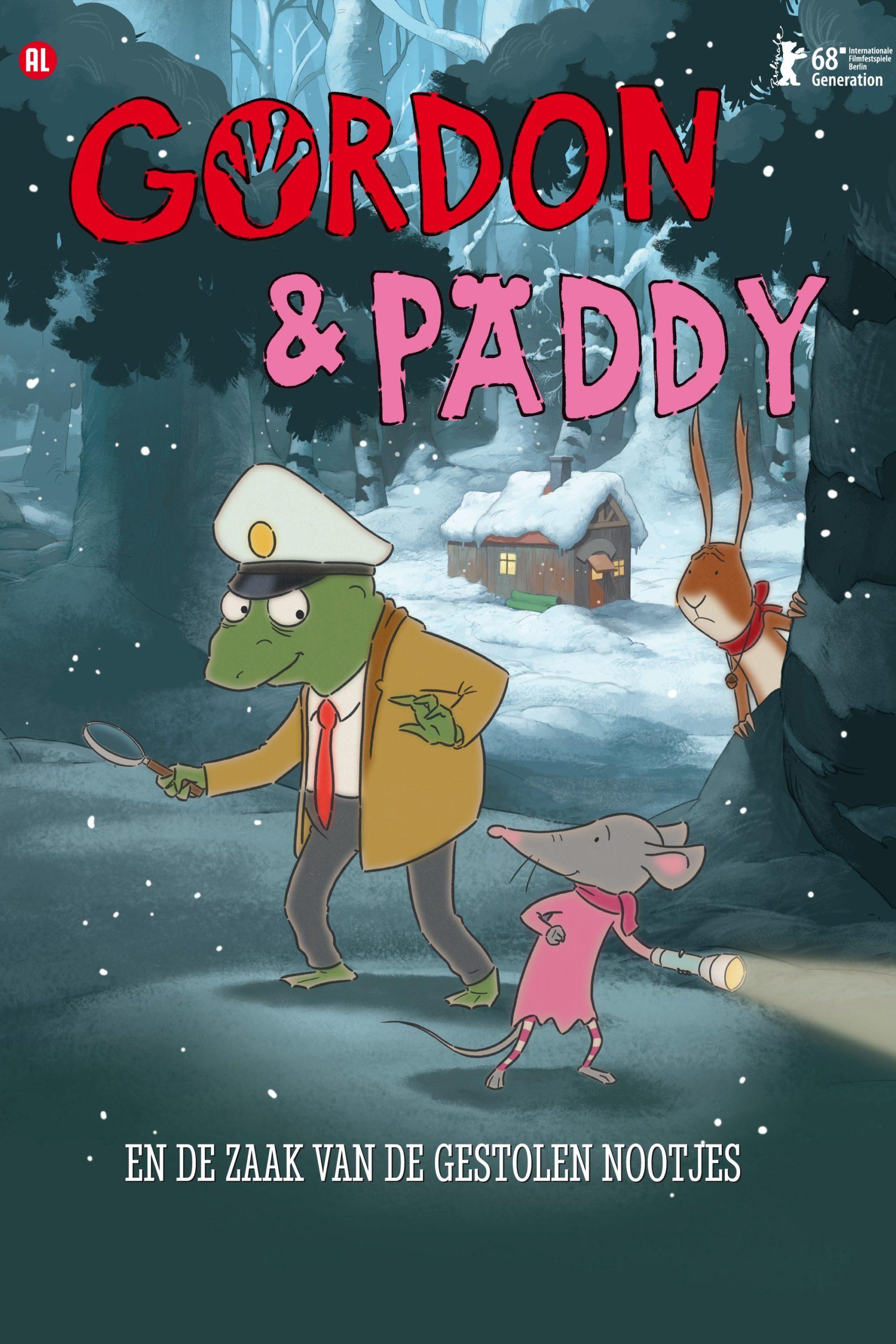Gordon & Paddy