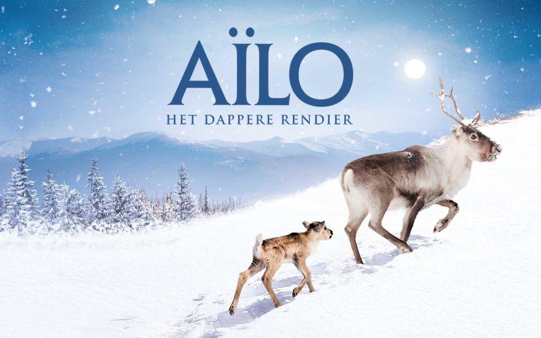Aïlo's Journey + booklet