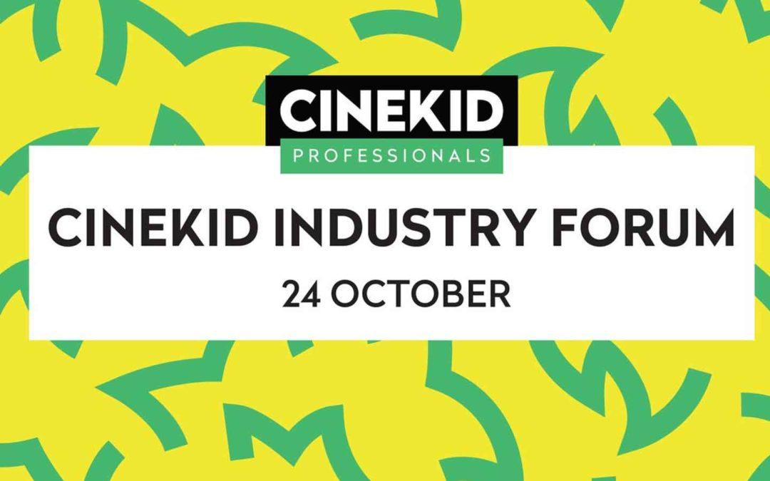 Cinekid Awards for Binti and Hair Salon Romy