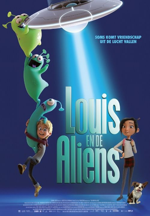 Louis and the Aliens