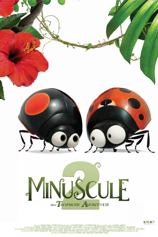 Miniscule 2 – The Tropical Adventure