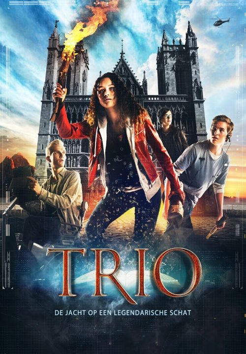 Trio – The hunt for a legendary treasure