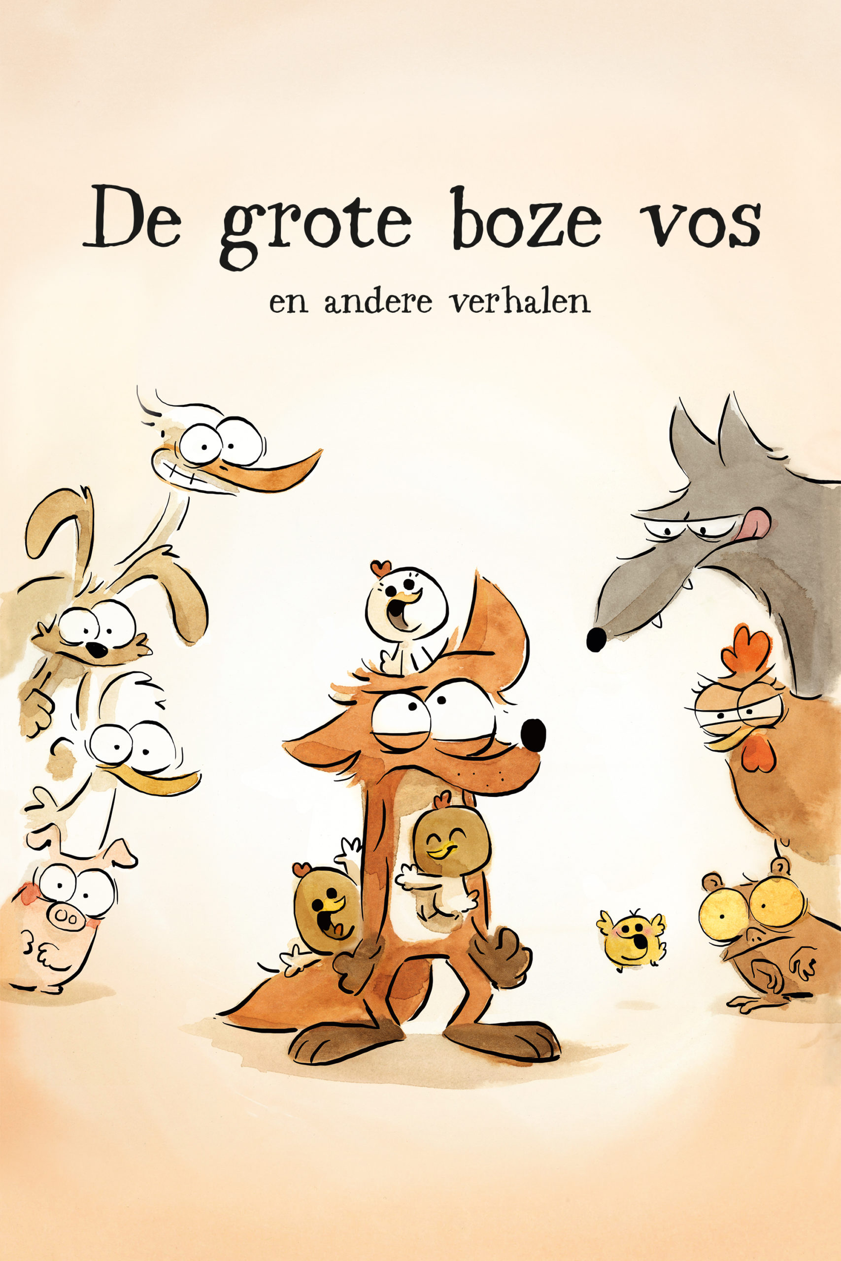 De grote boze vos en andere verhalen