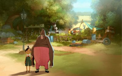 ITA koopt nieuwe jeugdfilm van Linda Hamback genaamd The Ape Star