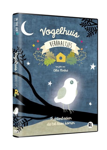 Vogelhuisverhaaltjes vanaf 17 September op DVD verkrijgbaar!