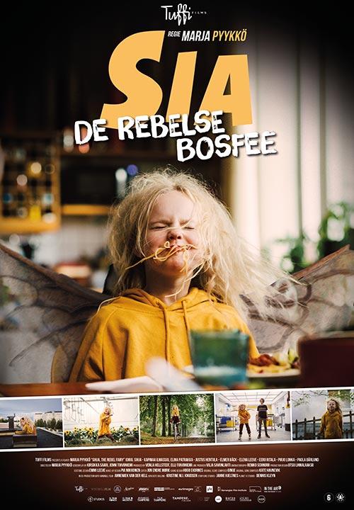 Sia, de Rebelse Bosfee