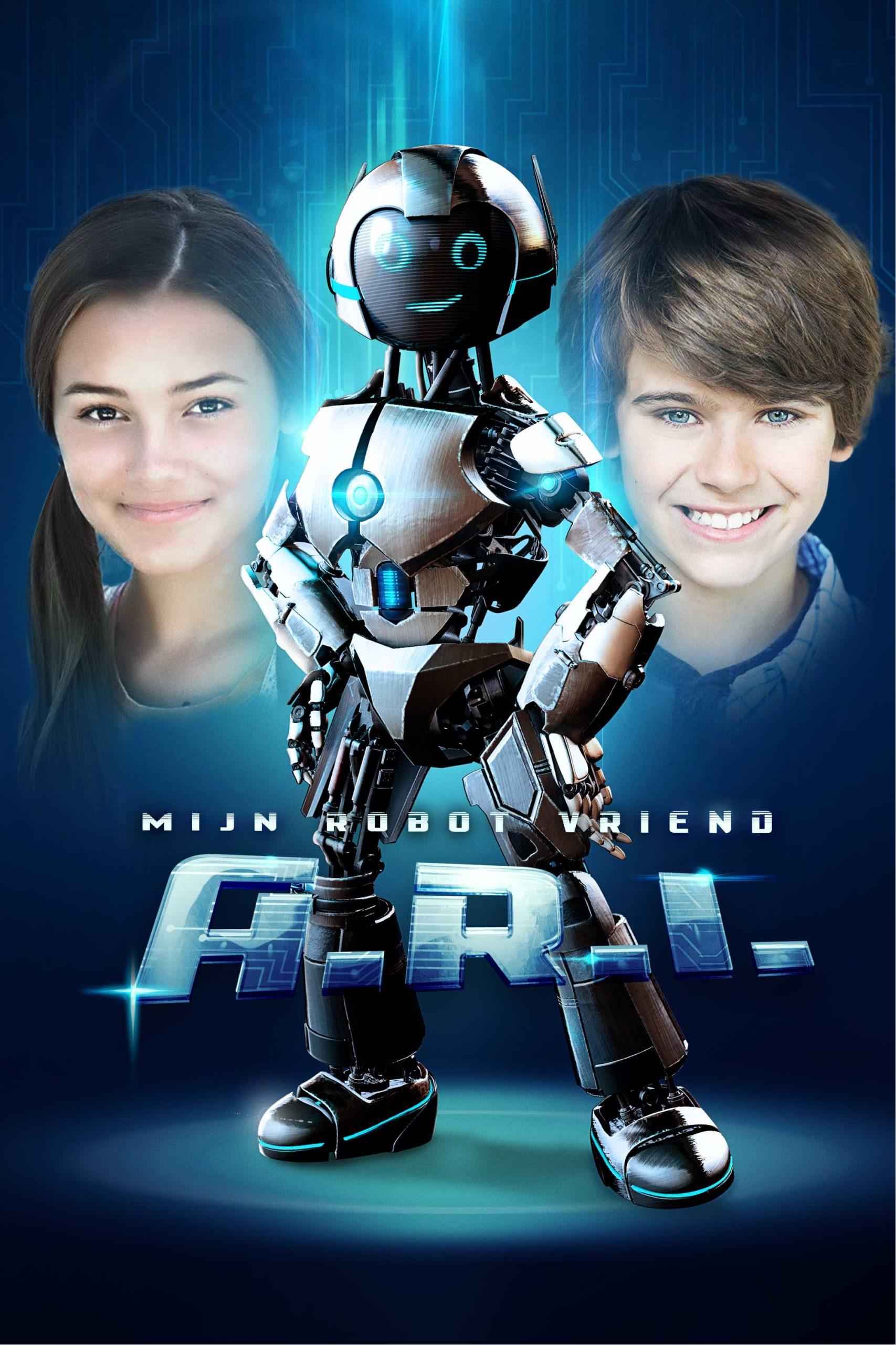 Mijn robot vriend ARI