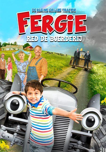 Fergie, de kleine grijze tractor – red de boerderij